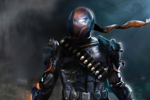 2020 Deathstroke 4k Artwork Wallpaper