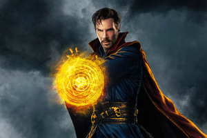2020 Doctor Strange 4k Wallpaper