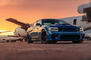 2020 Dodge Charger SRT Hellcat Widebody Front