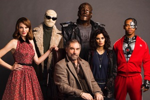 2020 Doom Patrol Season 2 Wallpaper