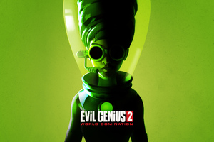 2020 Evil Genius 2 Wallpaper