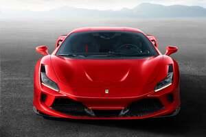 2020 Ferrari F8 Tributo 4k Wallpaper