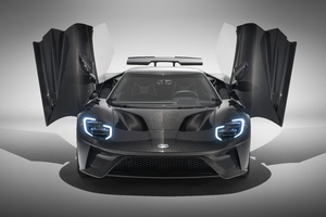 2020 Ford Gt Liquid Carbon 8k