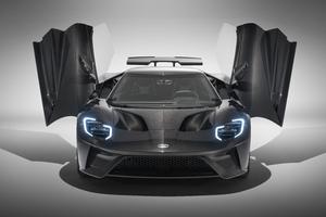 2020 Ford Gt Liquid Carbon 8k Wallpaper