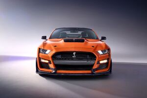 2020 Ford Mustang Shelby GT500 Front 5k Wallpaper