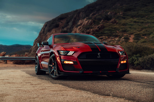 2020 Ford Mustang Shelby GT500 Wallpaper