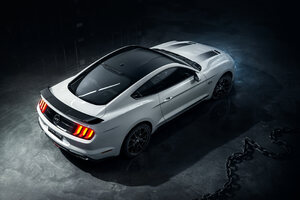 2020 Ford Mustang Upper View