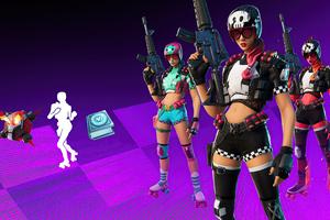 2020 Fortnite Game 4k