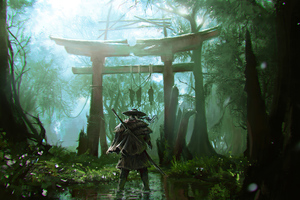 2020 Ghost Of Tsushima Game