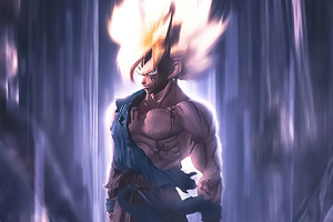 2020 Goku 4k Artwork Wallpaper