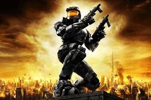 2020 Halo 4k Wallpaper
