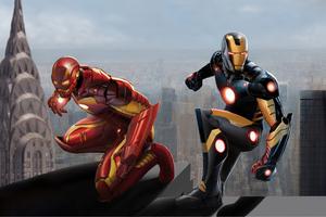 2020 Iron Man 4k Art Wallpaper