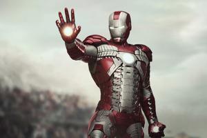2020 Iron Man 4k