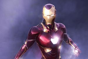2020 Iron Man Suit