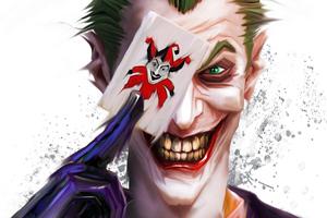 2020 Joker Art 4k Wallpaper