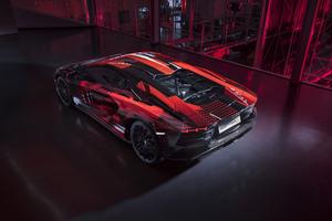 2020 Lamborghini Aventador S By Yohji Yamamoto 10k Wallpaper