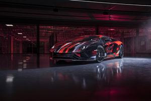 2020 Lamborghini Aventador S By Yohji Yamamoto Wallpaper