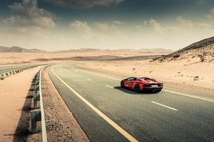 2020 Lamborghini Aventador S Roadster 4k Wallpaper