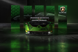 2020 Lamborghini Essenza SCV12 Wallpaper