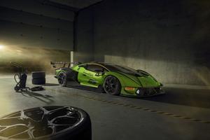 2020 Lamborghini Essenza SCV12 8k Wallpaper