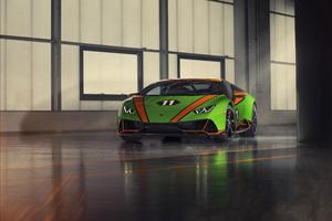 2020 Lamborghini Huracan Evo GT 8k