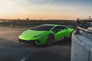 2020 Lamborghini Huracan Performante 4k Car Wallpaper