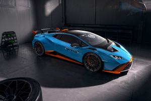 2020 Lamborghini Huracan Sto Wallpaper