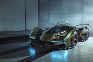 2020 Lamborghini Lambo V12 Vision Gran Turismo