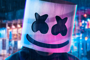 2020 Marshmello 4k Wallpaper