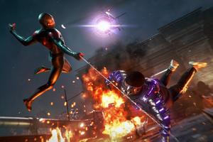 2020 Marvels Spider Man Miles Morales Game 4k
