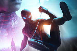 2020 Marvels Spider Man Miles Morales Game Wallpaper