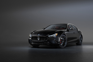 2020 Maserati Levante S Q4 GranSport 4k