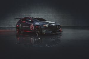 2020 Mazda 3 Tcr Wallpaper