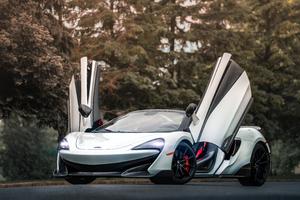 2020 McLaren 600LT Spider 5k