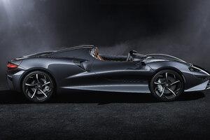 2020 McLaren Elva 5k Wallpaper