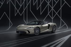 2020 McLaren GT 4k New