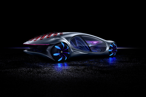 2020 Mercedes Benz Vision AVTR 10k New