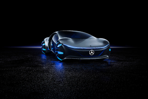 2020 Mercedes Benz Vision AVTR 10k Wallpaper
