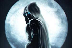 2020 Moon Knight 4k Wallpaper