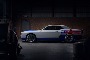 2020 Mopar Dodge Challenger Drag Pak 4k Wallpaper