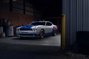 2020 Mopar Dodge Challenger Drag Pak Wallpaper