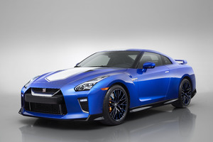 2020 Nissan GT R R35 50th Anniversary Edition 5k Wallpaper