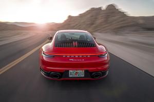2020 Porsche 911 Carrera S 8k