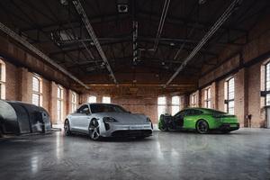 2020 Porsche Taycan Turbo Sportdesign 10k