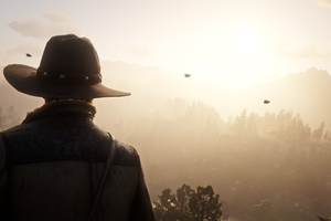 2020 Red Dead Redemption 2 4k Wallpaper