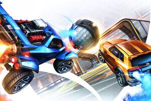 2020 Rocket League 4k