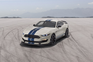 2020 Shelby GT350 Heritage Edition 5k Wallpaper