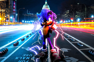 2020 Sonic The Hedgehog4k Wallpaper