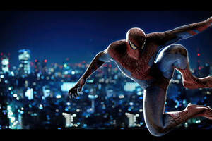 2020 Spider Man 4k Wallpaper