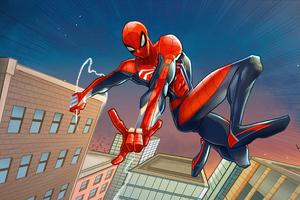 2020 Spider Man Artwork New